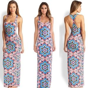 Mara Hoffman Swim Multicolor Kite Coverup